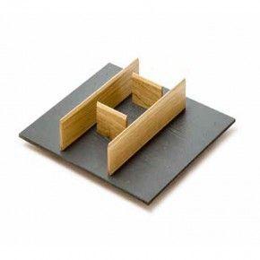 Fondo Perforado Con Divisiones Gavetero Mix
