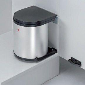 Cubo Ecologico Rondo Aluminio