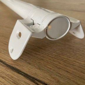 Bisagra mueble angular rincomat lacada blanca