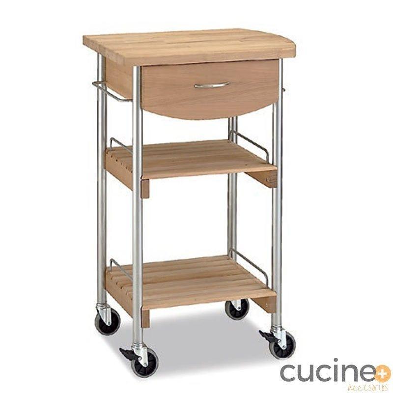 Carro de cocina New Martin - Cucine Accesorios