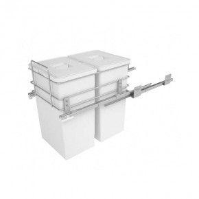 Cubo extraíble para modulo de 40mm