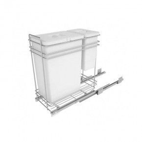 Cubo para modulo de 300mm doble instalación