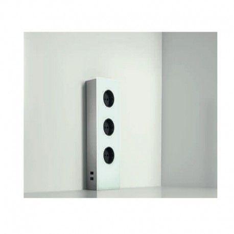 Enchufe vertical Power Glass
