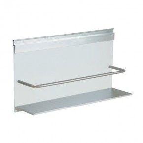 Portaespecias en aluminio y cristal Linero Modern